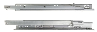 "KV MuVHD (3/4"") - 125 lb Heavy Duty Full Extension Undermount Soft-Close Drawer Slide"