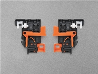 Salice Futura Six Way Adjustable Mounting Clips