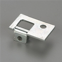Shelf End Rest (For KV 187 Bracket) - Anodized
