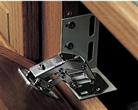 Euro Sink Front Tray Hinges - Nickel