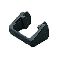 Door Limiter Clip for 165º Hinges (reduces to 125º) - Black