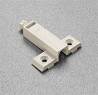 Salice Push Single Adapter for Magnetic Latch (FaceFrame) - Beige
