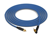RCA to 90º RCA Cable | Gotham GAC-1 S/PDIF Pro Digital Cable | w/ Amphenol & Switchcraft RCA