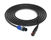 "Speakon to 1/4"" TS-Female Cable 