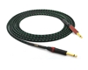 "Evidence Audio Lyric HG Instrument Cable | Guitar Bass & Keyboard w/ Neutrik Gold Straight 1/4"" TS to Straight Silent 1/4"" TS"