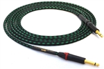 "Evidence Audio Lyric HG Instrument Cable | Guitar Bass & Keyboard w/ Neutrik Gold 1/4"" TS"