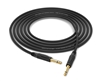 "Instrument Cable | Guitar Bass & Keyboard | Made from Mogami 2524 & Neutrik Gold 1/4"" TS"