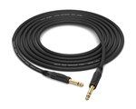 "1/4"" TS to 1/4"" TRS Cable 