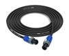 Speakon to Speakon Speaker Cable | Made from Mogami 3082 15 AWG Cable & Neutrik Gold Connectors