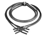 Customize Your Own 3-Channel Analog Snake | Made from Mogami 2931 | Premium Finish ( Harness Loom )