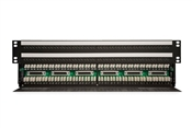 Audio Accessories Mini-Shorti DB25 / E3 96 Point TT Patchbay ( Jackfield Jack-Field )