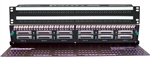 Audio Accessories Mini-Shorti DB25 96 Point TT Patchbay