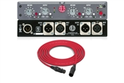 AEA Ribbon Mics TRP 2 | Dual Channel Ribbon Microphone Preamp