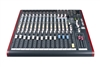 Allen & Heath ZED-16FX | 16 Channel Mixer with USB & FX