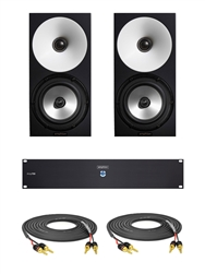 Amphion One15 Pair with Amp 700 | ProAudioLA Bundle
