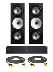 Amphion Two18 Pair with Amp 700 | ProAudioLA Bundle