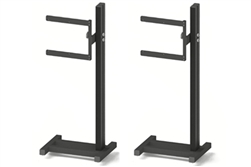 "Sound Anchors ADJ27 | 56"" Monitor Stand for Barefoot MM27 (Pair)"
