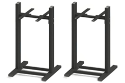 "Sound Anchors ADMID 1 | 46"" Adjustable Monitor Stand (Pair)"