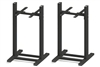 "Sound Anchors ADMID 3 | 46"" Adjustable Monitor Stand (Pair)"