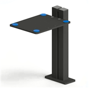 "Sound Anchors BOTT | 12"" Bolt-on Adjustable Tabletop Stands (Pair)"