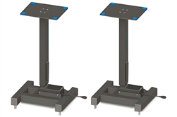Sound Anchors MOTO Stand Fixed Start | Remote Control Adjustable Monitor Stand (Pair)