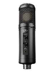 Antelope Audio Axino Synergy Core | USB Microphone with Built-In Microphone Emulations