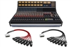 API 1608-II | 32 Channel Console (Loaded with 24x550A and 8x560)