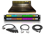 API 1608 Patchbay & Cabling Package