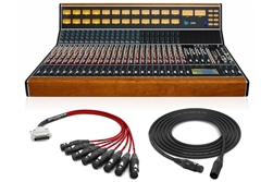 API 2448 | 24 Channel Recording / Mixing Console with Automation