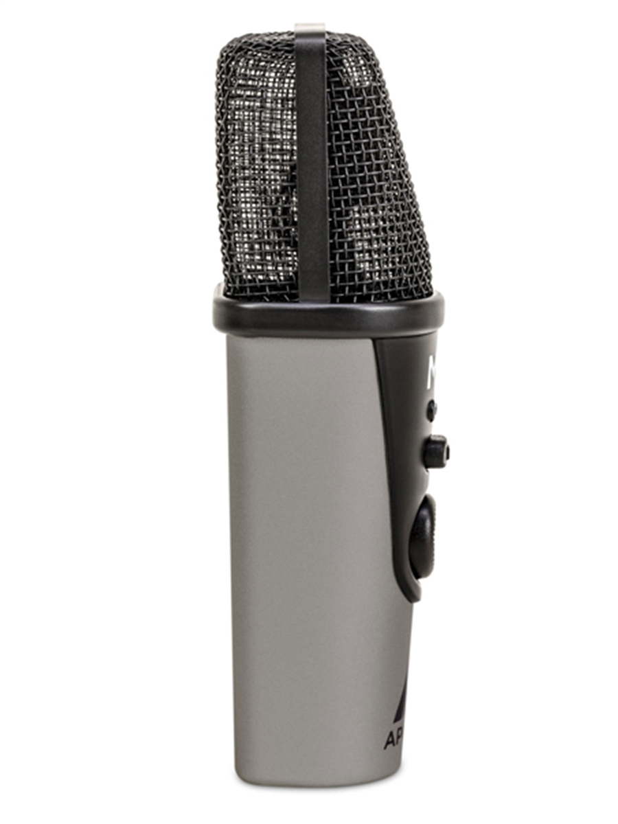 Apogee MiC+ | USB Microphone for iPad, iPhone, Mac and PC