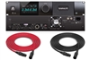 Apogee Symphony I/O MKII TB Thunderbolt with 2x6 SE Analog I/O + 8x8 Optical + AES I/O
