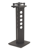 "Argosy Spire 420i-B Spire i-stand Speaker Stand / Monitor Stand  - 42"" (Single Stand)"