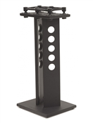 "Argosy Spire 420xi-B Speaker Stand / Monitor Stand - 42"" (Single Stand)"