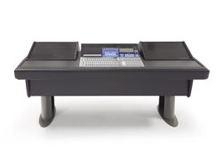 Argosy G22-PSL-24 | G Series Workstation for Presonus StudioLive 24 (Black)