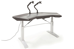 Argosy HALO.GE Plus | Sit-Stand Audio Workstation