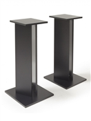 "Argosy SS36-B Classic Speaker Stands / Monitor Stands  - 36"" (Pair)"