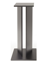 "Argosy SS36-B Classic Speaker Stand / Monitor Stand  - 36"" (Single Stand)"