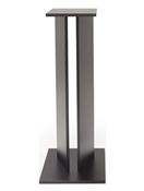 "Argosy SS42-B Classic Speaker Stand / Monitor Stand  - 42"" (Single Stand)"