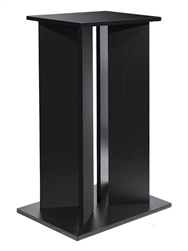 "Argosy XS36-B X Series Speaker Stand / Monitor Stand  - 36"" (Single Stand)"