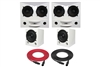 Augspurger Classic 215-H Sub18-SXE3/3500 | 3-way Active DSP Monitors | Pair