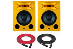 Augspurger Solo 12MF SXE3/3500 | 2-way Active DSP Monitors | Pair