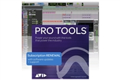 Avid Pro Tools | 1-Year Subscription Renewal