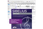 Avid Sibelius | Ultimate 1-Year Subscription