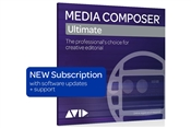Avid Media Composer | Ultimate 3-Year Subscription