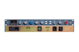 BAE 10DCF | Single Channel Filter Compressor + Limiter with PSU