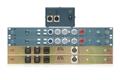 BAE 1028 | 2 Single Channel Mic Pres + EQ with PSU | Stereo Pair