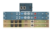 BAE 1073 | 2 Single Channel Mic Pres + Equalizer with PSU | Stereo Pair