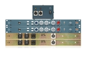BAE 1084 | 2 Single Channel Mic Pres + Equalizer with PSU | Stereo Pair
