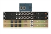 BAE 1084 | 2 Single Channel Mic Pres + Equalizer with PSU | Stereo Pair (Black)