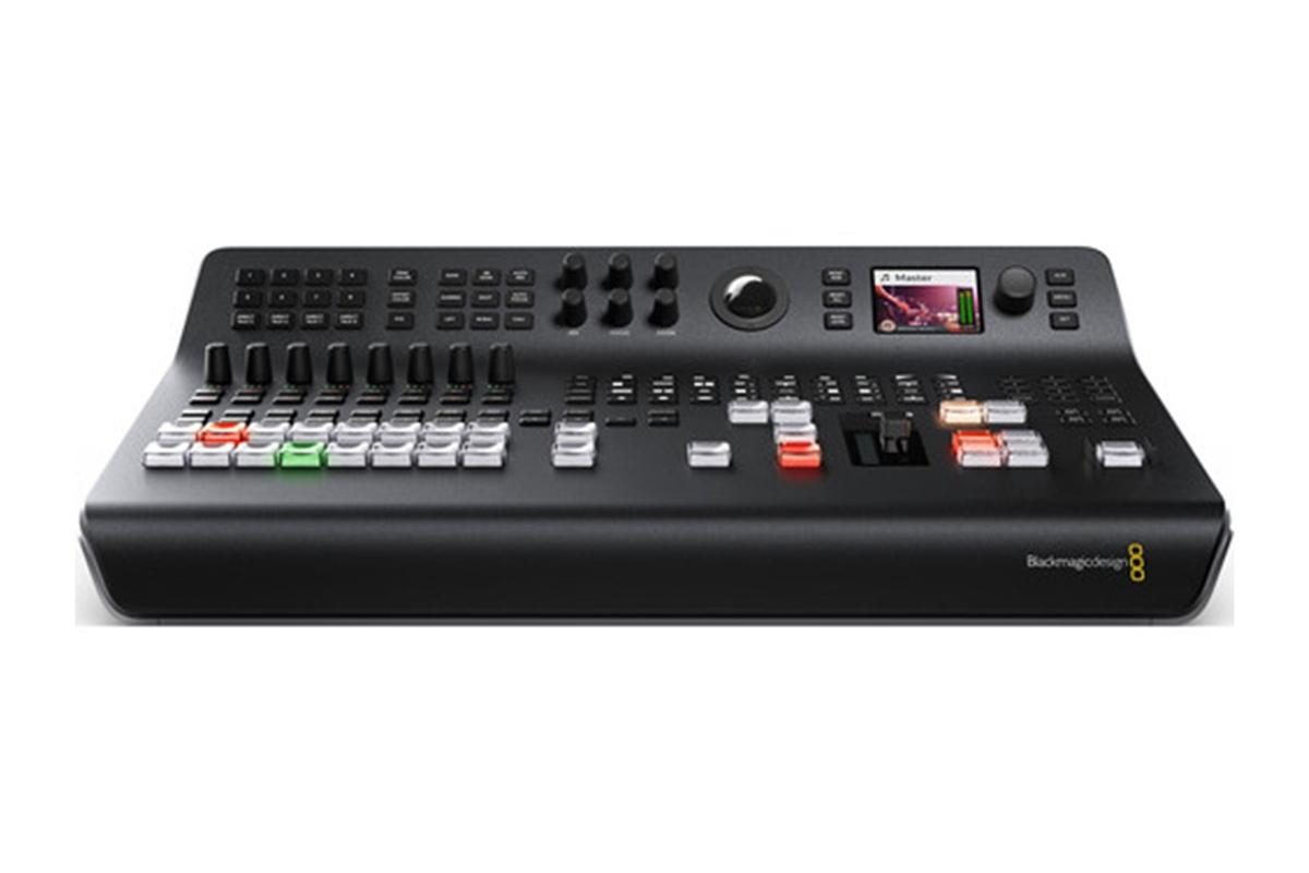 Blackmagic Design Atem Television Studio Pro Hd Live Production Switcher Pro Audio La